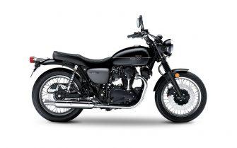 Kawasaki W800 Café-lateral-derecha