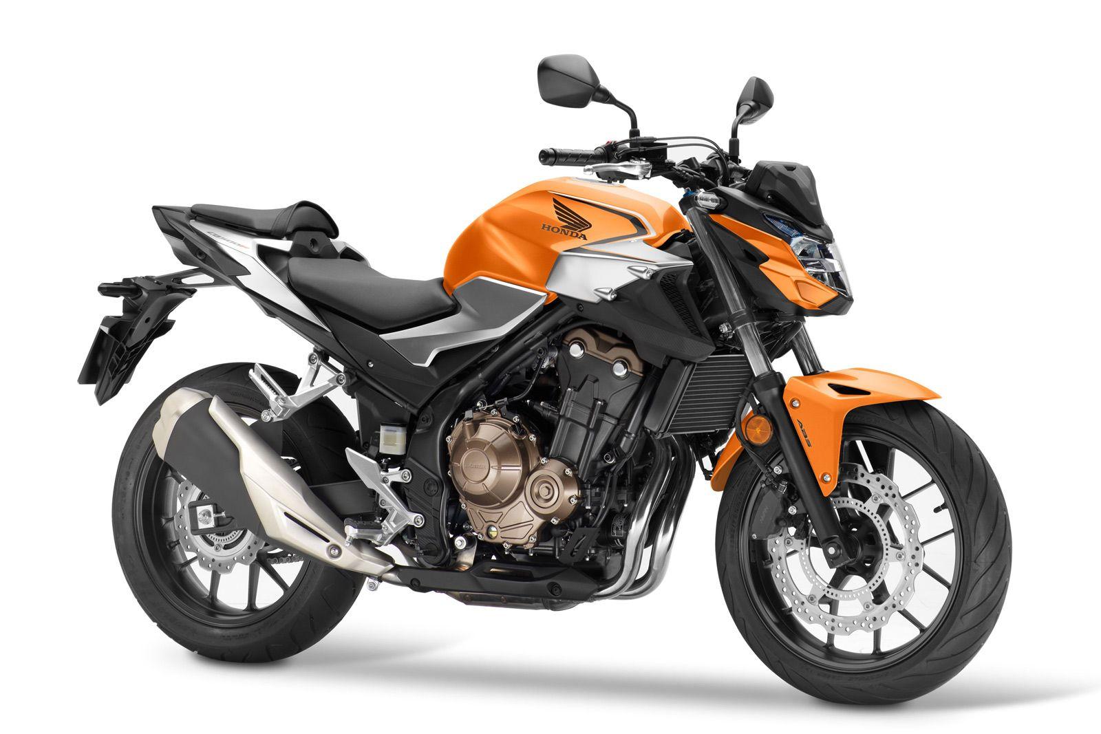 Honda CB 500 F - Honda CB500F - Moto / Motorcycle - Centre