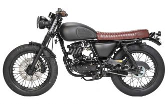mutt mongrel 125