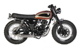mutt super 4 gold 125