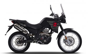 Malaguti Dune x 125 black edition